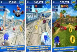 Sonic Dash v3