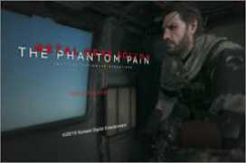 Metal Gear Solid V: The Phantom