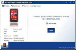 Nokia Software Updater 3