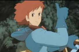 Nausicaa Of Valley Of Wind Dubbed