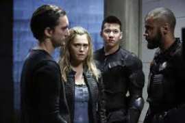 The 100 season 4 episode 16