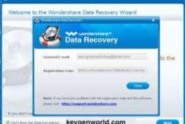 Wondershare Data Recovery 6